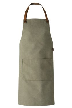 washed canvas schort green